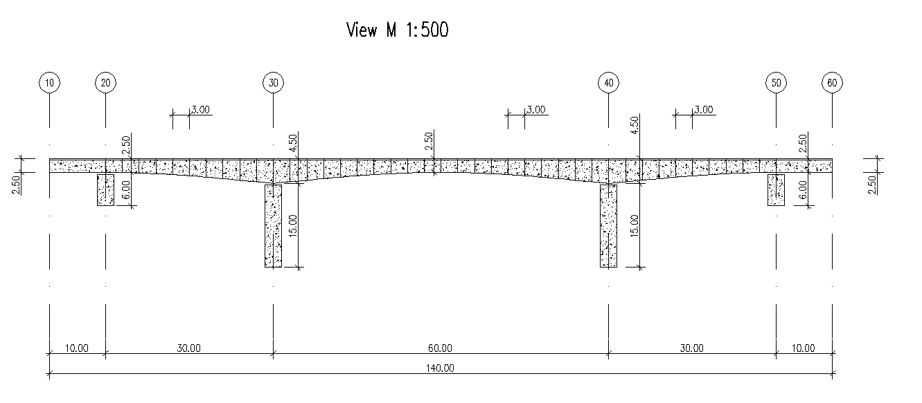 balanced cantilever bridge  u2014 sofistik tutorials
