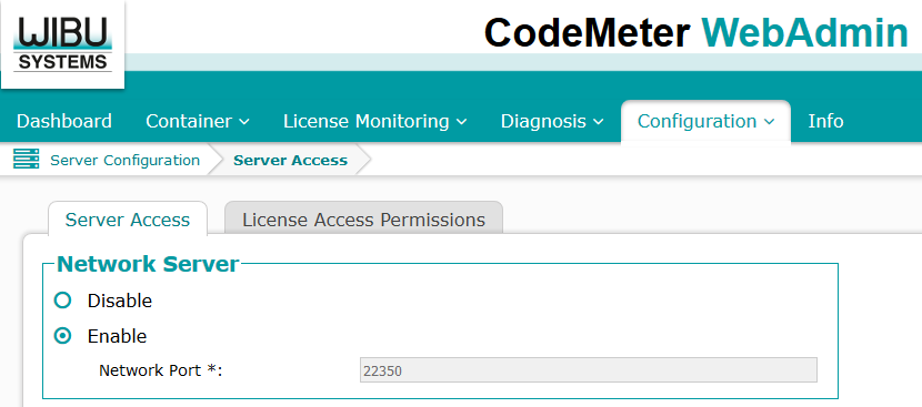WIBU CodeMeter Licensing (FEA and CAD) — SOFiSTiK Administration 2018