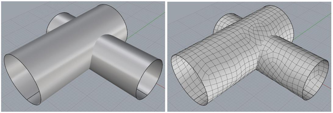 Modeling hints — SOFiSTiK Rhinoceros Interface